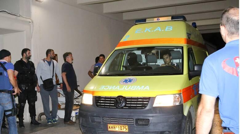Κρήτη: 5χρονο έπεσε από μπαλκόνι 3ου ορόφου
