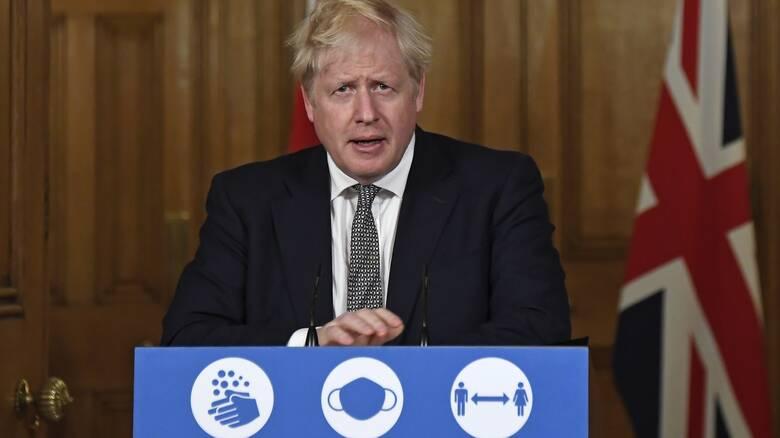 Κορωνοϊός - Βρετανία: Lockdown και απαγόρευση κυκλοφορίας για ένα μήνα ανακοίνωσε ο Τζόνσον