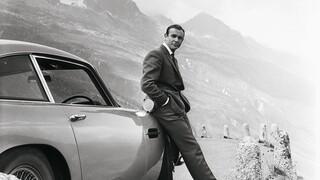 Ο Σόν Κόνερι οδηγούσε μόνο ως James Bond Aston Martin DB5