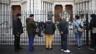 Νίκαια: Έξι οι συλληφθέντες για την αιματηρή επίθεση στην εκκλησία