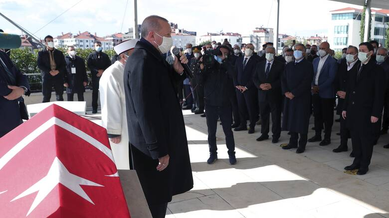 Ερντογάν: 58 οι νεκροί από τον σεισμό - Θα θεραπεύσουμε τις πληγές των αδελφών μας στη Σμύρνη