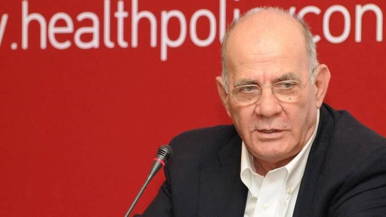 Καθηγ. Γ. Κυριόπουλος: Έρχεται το μετά-Covid σύνδρομο - Το νέο lockdown δεν θα πλήξει τον κορωνοϊό