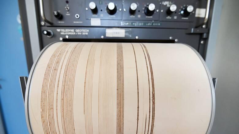 Σεισμός 4,4 Ρίχτερ στην Αιτωλοακαρνανία