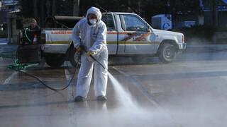 Κορωνοϊός: Εικόνες συνωστισμού σε Πάτρα και Βόλο πριν την εφαρμογή του μερικού lockdown