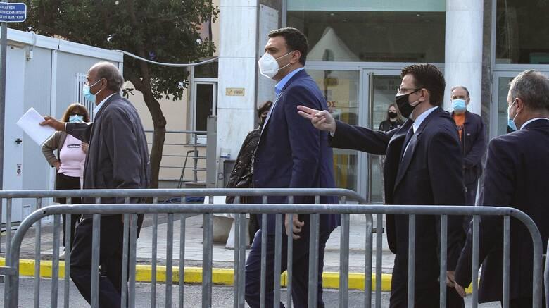 Κικίλιας: Θα εισηγηθώ στον πρωθυπουργό περαιτέρω μέτρα για τη Θεσσαλονίκη