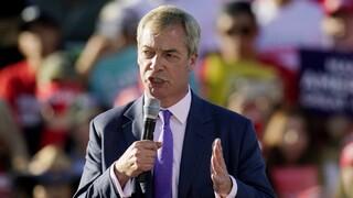 Βρετανία: Νέο κόμμα κατά των μέτρων lockdown ανακοινώνει ο Φάρατζ