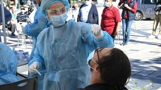Κορωνοϊός: 14 κρούσματα σε δειγματοληψία του ΕΟΔΥ στο Μαρούσι - 850 έλεγχοι συνολικά
