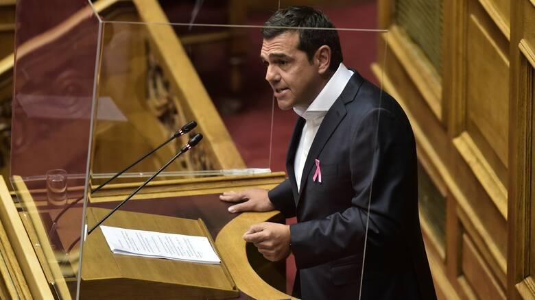 Επίκαιρη ερώτηση Τσίπρα σε Μητσοτάκη για τις συνθήκες συνωστισμού στα Μέσα Μαζικής Μεταφοράς