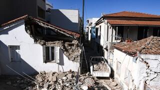 Σεισμός Σάμος: Προσωρινά μη κατοικήσιμες 300 οικίες