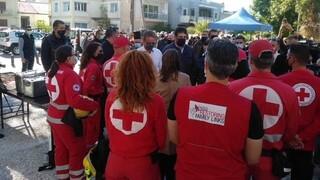 Ελληνικός Ερυθρός Σταυρός: Ακαταμάχητος προμαχώνας της ενεργούς ανθρωπιστικής αλληλεγγύης