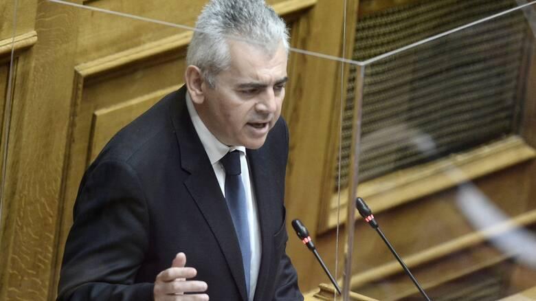 Χαρακόπουλος προς πρόεδρο Γαλλικής Εθνοσυνέλευσης: «Η βαρβαρότητα δεν θα επιβάλει τον τρόμο»