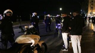Κορωνοϊός - Θεσσαλονίκη: Επεισόδια μεταξύ διαδηλωτών και Αστυνομίας για το lockdown