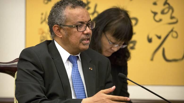 Κορωνοϊός: Σε καραντίνα ο επικεφαλής του Παγκόσμιου Οργανισμού Υγείας