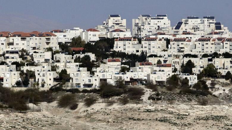Αξιόπιστος πολιτικός ορίζοντας για τον τερματισμό του εποικισμού στην Παλαιστίνη