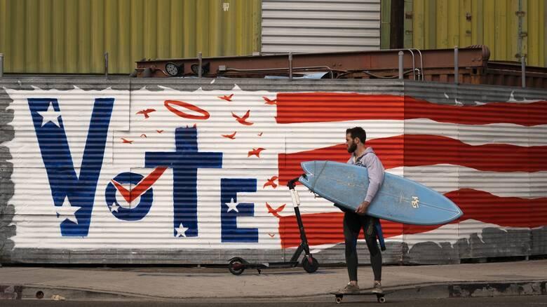 Εκλογές ΗΠΑ: Η ώρα της κάλπης