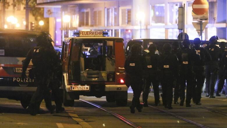 Η Ευρωπαϊκή Ένωση καταδικάζει την επίθεση στην Βιέννη