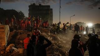 Σεισμός Σάμος: Αυξάνονται οι νεκροί στην Τουρκία - Συνεχίζονται οι έρευνες στα συντρίμμια