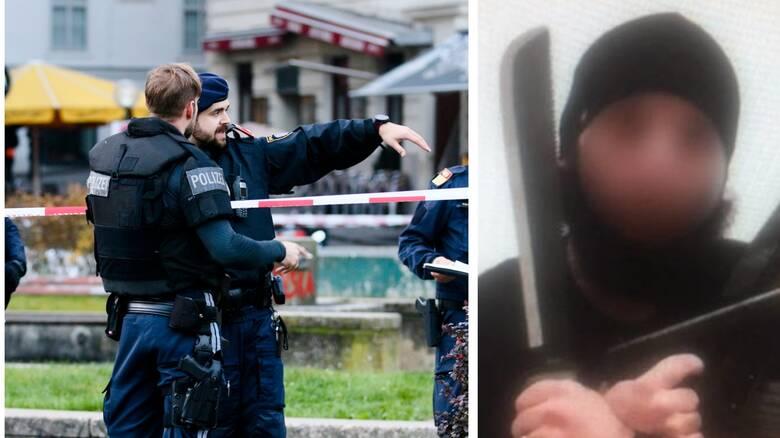Επίθεση Βιέννη: Γνωστός, αλλά «ανίκανος» για τις Αρχές ο δράστης