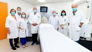Κοινωφελές Ίδρυμα Ιωάννη Σ. Λάτση: Δωρεά προς το Σισμανόγλειο Νοσοκομείο