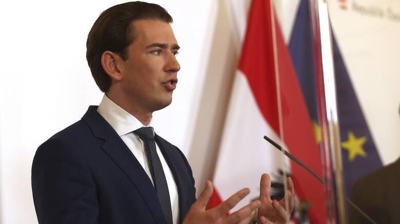 Μήνυμα Κουρτς προς τον αυστριακό λαό: Δεν θα δώσουμε χώρο στο μίσος