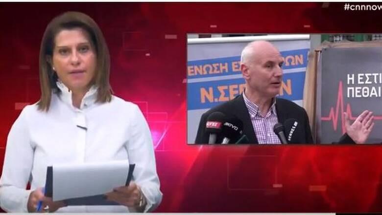 Εκπρόσωπος ΠΟΕΣΕ στο CNN Greece: Η κυβέρνηση λαμβάνει αποφάσεις για την εστίαση, χωρίς την εστίαση