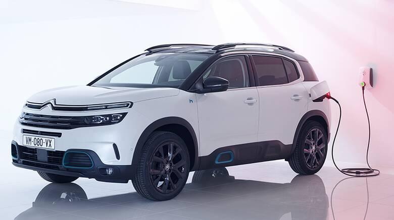 Νέο SUV C5 Aircross Plug-in Hybrid: Οικονομία, άνεση και επιδόσεις με σεβασμό στο περιβάλλον