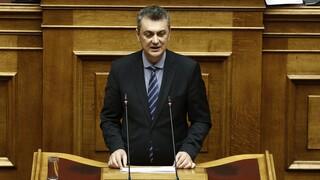 Θετικός στον κορωνοϊό ο βουλευτής της ΝΔ Γιώργος Κωτσός