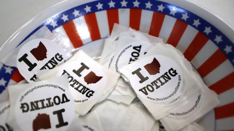 Εκλογές ΗΠΑ: Μαζική συμμετοχή στην ψηφοφορία - Τα τελευταία μηνύματα των δύο «μονομάχων»