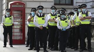 Η Βρετανία αύξησε το επίπεδο συναγερμού της για τρομοκρατική απειλή