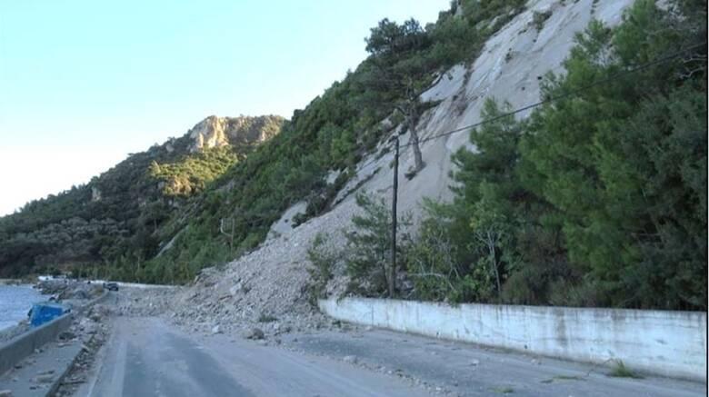 Σεισμός στη Σάμο: Το νησί ανυψώθηκε κατά 18-25 εκατοστά