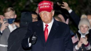 Εκλογές ΗΠΑ: Από την ανατολική πτέρυγα του Λευκού Οίκου θα παρακολουθήσει τα αποτελέσματα ο Τραμπ