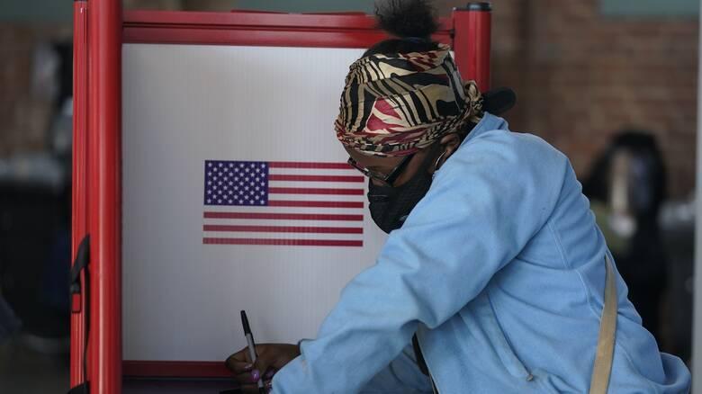 Εκλογές ΗΠΑ: Έκλεισαν οι κάλπες σε ορισμένες περιοχές της Ιντιάνα και του Κεντάκι