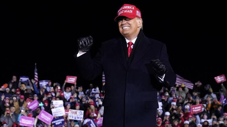 Εκλογές ΗΠΑ: To πρώτο tweet του Τραμπ αφότου έκλεισαν οι πρώτες κάλπες