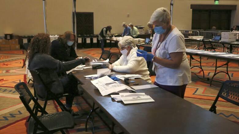 Εκλογές ΗΠΑ: Έκλεισαν οι κάλπες και σε άλλες πολιτείες