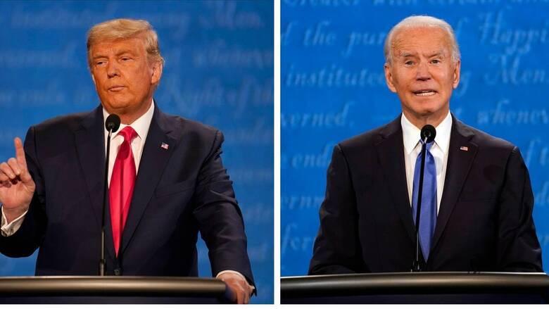 Εκλογές ΗΠΑ: Στον Τραμπ Ιντιάνα, Κεντάκι και Δυτική Βιρτζίνια, στον Μπάιντεν Βιρτζίνια και Βερμόντ
