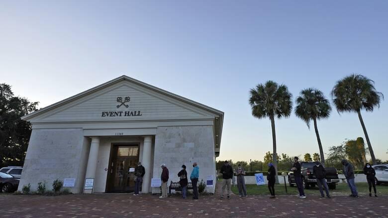 Εκλογές ΗΠΑ: To απόλυτο θρίλερ στη Φλόριντα