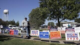 Εκλογές ΗΠΑ: Μίνι θρίλερ και στη Βόρεια Καρολίνα