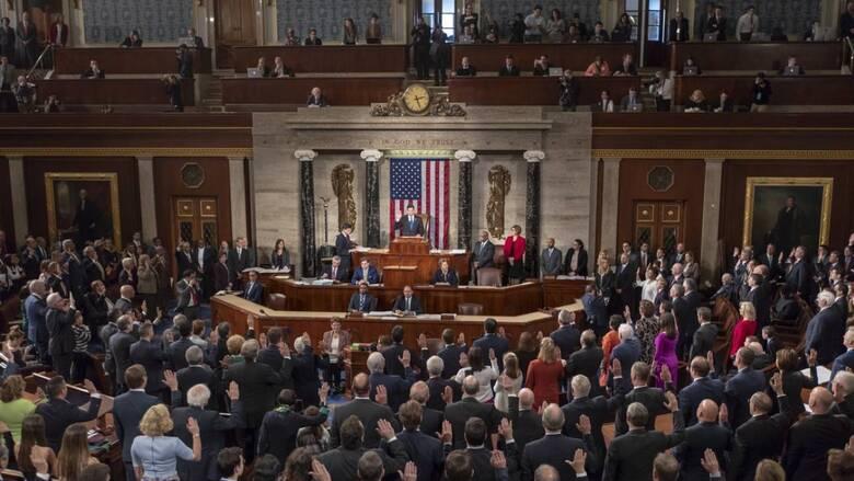 Εκλογές ΗΠΑ: Οι Δημοκρατικοί διατηρούν τον έλεγχο της Βουλής των Αντιπροσώπων