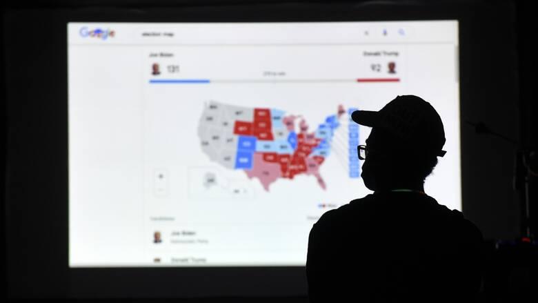 Τι συμβαίνει με την πολιτεία - κλειδί της Πενσυλβάνια