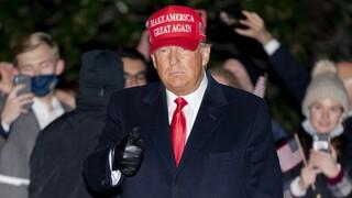 Εκλογές ΗΠΑ: Tο Twitter «μαύρισε» την ανάρτηση Τραμπ για το «κλέψιμο» των εκλογών