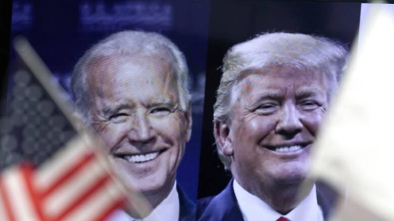 Εκλογές ΗΠΑ: Τη νίκη τους προαναγγέλλουν και οι δύο υποψήφιοι για την Προεδρία