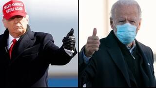 Εκλογές ΗΠΑ: Ποιες πολιτείες - κλειδιά κερδίζουν οι δύο «μονομάχοι»