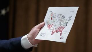 Εκλογές ΗΠΑ: Αυτές είναι οι τρεις πολιτείες που θα κρίνουν τον νέο πρόεδρο