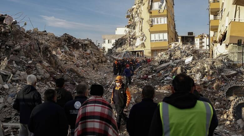 Σεισμός Σάμος: Η Τουρκία τερμάτισε τις προσπάθειας έρευνας και διάσωσης εκλωβισμένων