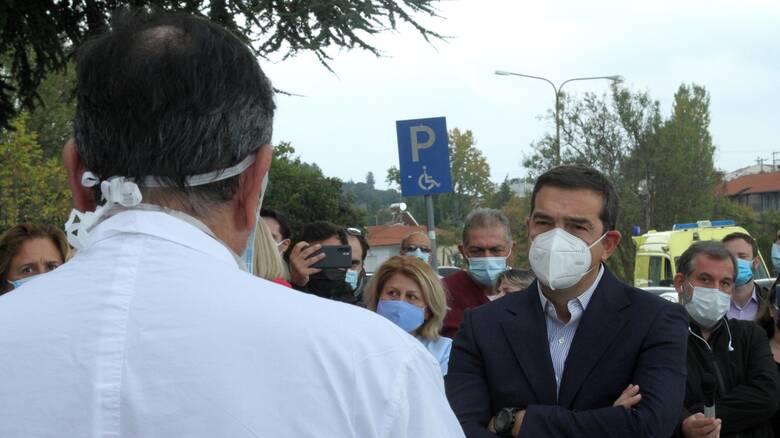 Κορωνοϊός: Σκληραίνει ο Τσίπρας τη στάση του – Ο Ξανθός σε συντονιστικό ρόλο