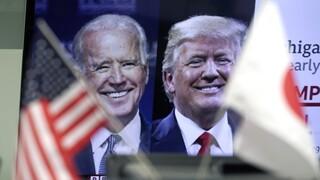 Εκλογές ΗΠΑ: Φαβορί και πάλι για τις εταιρείες στοιχημάτων ο Μπάιντεν