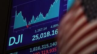 Εκλογές ΗΠΑ - «Άλμα» στην Wall Street: 500 μονάδες επάνω ο Dow Jones