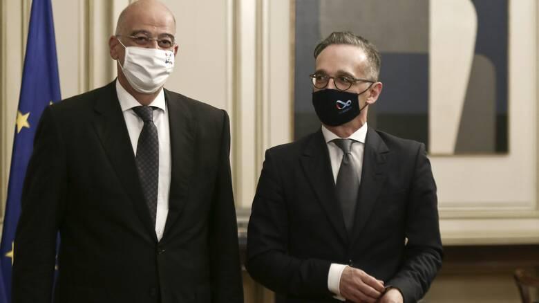 Γερμανία: Σε καραντίνα ο Μάας - Ακυρώθηκε η συνάντηση με Δένδια