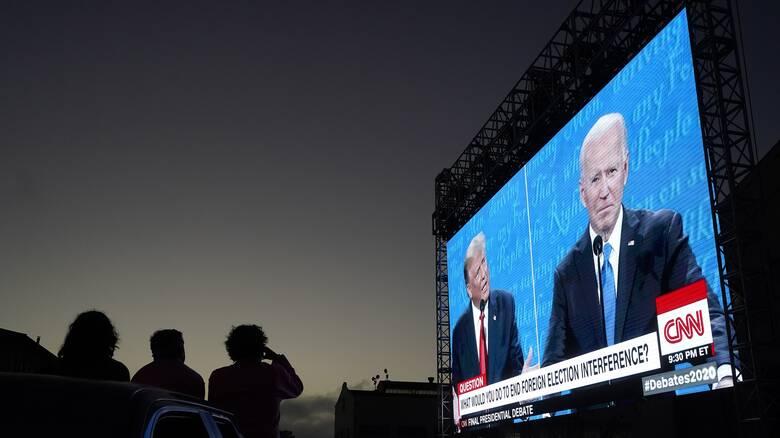 Εκλογές ΗΠΑ: Προβάδισμα Μπάιντεν έναντι Τραμπ – Οι πολιτείες που κρίνουν το αποτέλεσμα