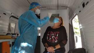 Κορωνοϊός: Δωρεάν rapid test στο Ελληνικό από κλιμάκια του ΕΟΔΥ